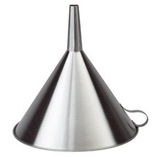 Funnel in Stainless Steel (Set of 2)
