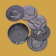 Non-Stick Imprints Springform Pan