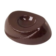 """1.5"""" Oblong Pool Chocolate Mold"""