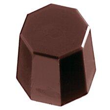 "1.12"" Octagonal Chocolate Mold"