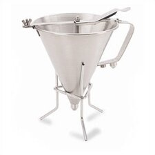 Stainless Steel Automatic Confectionary Funnel