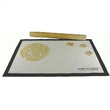 30.98'' Roll'Pat Counter Pastry Mat