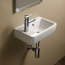 Elements Comprimo 40-L Bathroom Sink