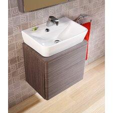 """Universal 20"""" Emma Wall Mount Bathroom Vanity Base"""