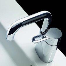 Cromo Single Hole Bathroom Faucet with Single Handle