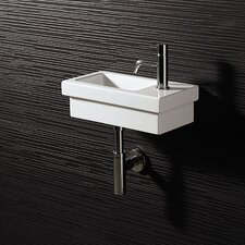 Area Boutique Logic 42 Ceramic Bathroom Sink