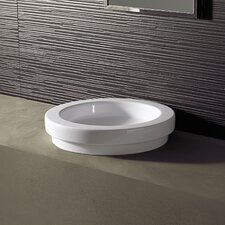 Area Boutique Logic 43 Ceramic Bathroom Sink