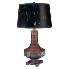 "28.75"" H Table Lamp with Empire Shade"