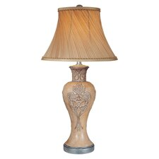 "33"" H Table Lamp with Bell Shade"