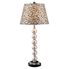 "31.5"" H Table Lamp with Empire Shade"