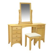 Chelsea 5 Drawer Dressing Table