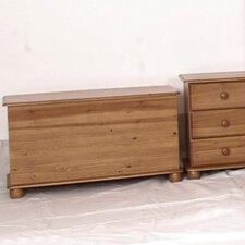 Skagen Wooden Blanket Box