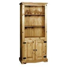 Rustic Corona Tall 177cm Standard Bookcase