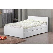 Fusion Storage Bed