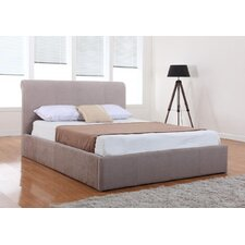 Carrie Storage Sleigh Bed