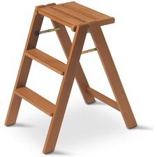 Osimo 0.67m Wood Step ladder