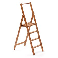 Kimora 4 Beech Household Ladder