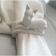 Cat Napkin Rings (Set of 4)