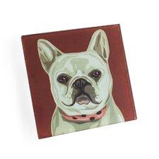 French Bulldog Coaster (Set of 4)