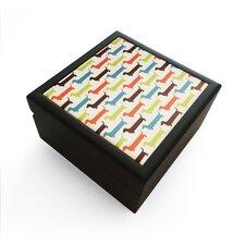 Dachshund Jewelry Box