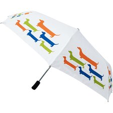 3.6' Little Dachshund Umbrella