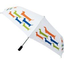 3.6' Little Dachshund Umbrella