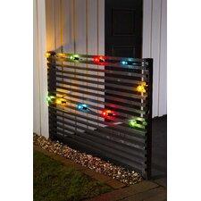 Glühbirnen-Lichterkette 20-flammig