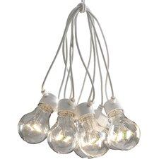 Glühbirnen-Lichterkette