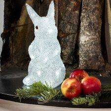 LED-Dekoleuchte Hase