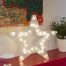 LED-Weihnachtsleuchter Stern