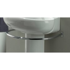 Fluid Wall Mounted Towel Bar