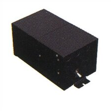 Fusion Monorail 300W Remote Magnetic Transformer with Black Metal Housing - Multiple Voltage Options