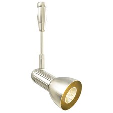 Swing One Light 25 Degree Spot Light in Satin Nickel