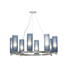Rock Candy 8 Light Chandelier