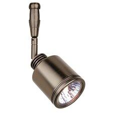 Rev Swivel Head 1 Light 2 Circuit Monorail Light