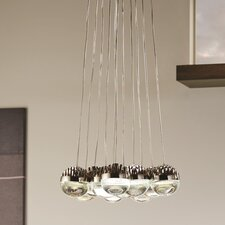 Sphere 11 Light Chandelier