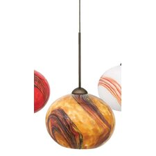 Neptune 1 Light Track Pendant