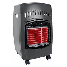 18,000 BTU Portable Propane Infrared Compact Heater