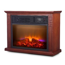Comfort Glow 5200 BTU Quartz Electric Fireplace