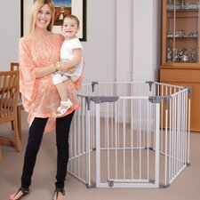 Royale Converta 3 in 1 Play-Yard & Wide Barrier Gate