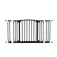 Dreambaby Chelsea Xtra Hallway Auto-Close Security Gate Combo