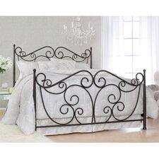 Serta Panel Bed