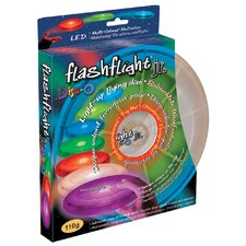 Flashlight Jr. LED Light Flying Disc