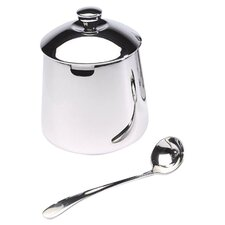 Frieling 9.6 oz. Sugar Bowl with Spoon