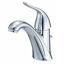 Antioch Single Handle Single Hole Bathroom Faucet