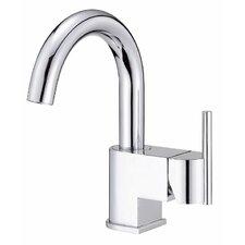 Como Single Handle Single Hole Bathroom Faucet