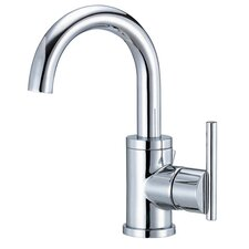 Parma Single Handle Single Hole Bathroom Faucet