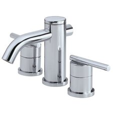 Parma Double Handle Mini Widespread Bathroom Faucet