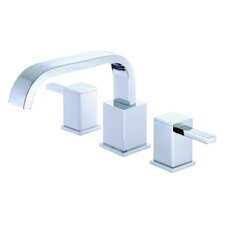 Reef Two Handle Deck Mount Roman Tub Faucet