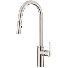 Parma Single Handle Deck Mount Kitchen Faucet